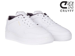 Cruyff Indoor Royal Herren-Sneakers | Weiß