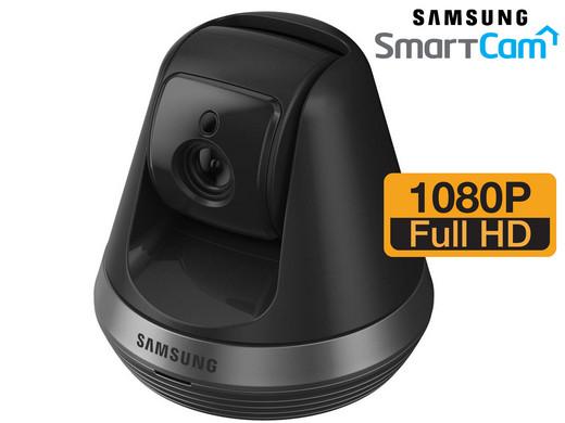 Plafonniere Wifi : Samsung smartcam met autotracking full hd wifi en pan tilt