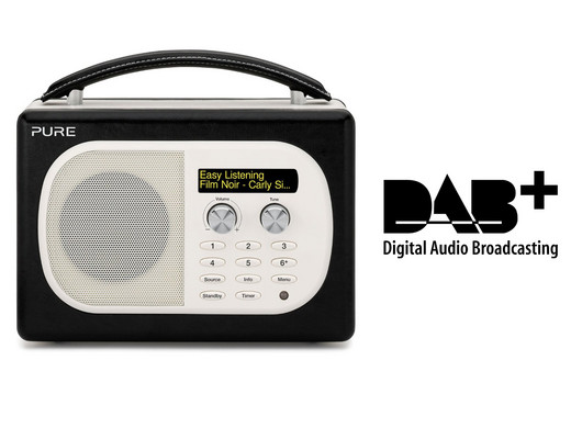 pure evoke mio dab fm radio internet 39 s best online offer daily. Black Bedroom Furniture Sets. Home Design Ideas