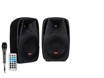 Alecto PAS-208 SET 8 stereo systeem 100W
