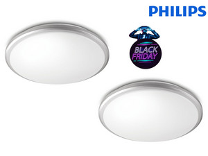2x Philips myBathroom Guppy Deckenleuchte | 12 W