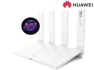 Huawei AX3 Pro Quad-Core Wi-Fi 6 Plus Router