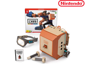 Labo Toy-Con 02: Robot Kit