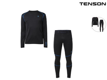 Tenson Quickdry Base-Layer-Set | Damen (Brooke) und Herren (Billy)