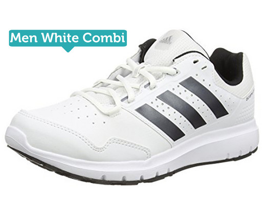 hot sales 96869 b4e9a Adidas Duramo Trainer Heren - Wit maat 7