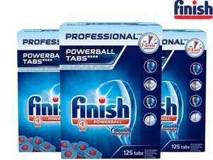 Finish All-in-1 Prof. Tabs (375 st.)