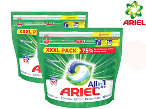 140x Ariel All-In-1 Pods Waschmittel