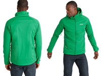 Regatta softshell herenjas
