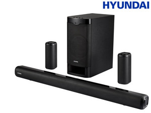 Hyundai Surround-Soundbar-Set mit Subwoofer
