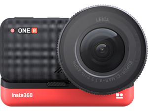 Insta360 ONE R 1-Inch Action Cam
