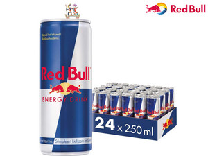 24x Red Bull Energy Drink | 250 ml