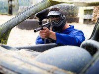 Paintball | 4 Personen