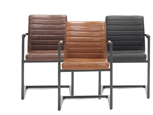 Stoer Industriele Eetkamerstoelen : Industriële swinger stoelen duopack internets best online offer