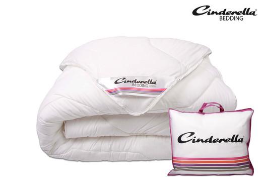 Cinderella Basic 4-Jahreszeiten-Bettdecke
