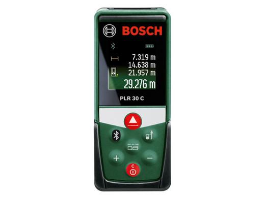 Laser Entfernungsmesser Für Heimwerker : Bosch plr30c digitaler laser entfernungsmesser internets best