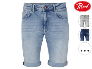 Petrol Denim Short | SHO004
