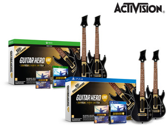 Guitar Hero Live SPE -  GHTV content € 20,-