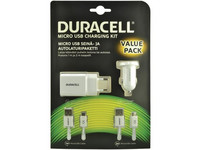 Duracell Micro-USB-Lade-Kit