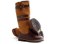 Travelin' Farberg Outdoor-Stiefel