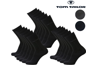 Tom Tailor Business-Socken – 9 Paar