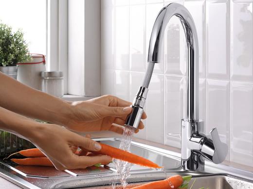 Innovativ GROHE Feel Mischbatterie für die Küche - Internet's Best Online  PT34