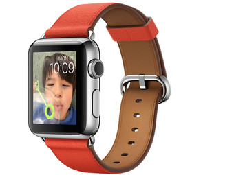 Apple Watch | 38mm | Red Classic