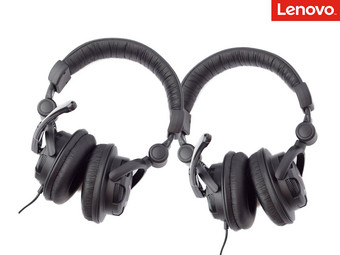 2pack Lenovo Headsets