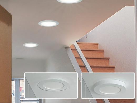 Extremely LED-Licht-Panel 20W   Oberfläche & Eingelassen, Dimmbar  ZB48