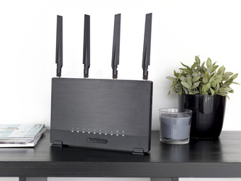 Sitecom WLR-9500 Dual-Band-Router