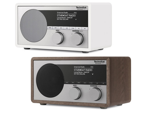 technisat digitradio 400 dab radio audiostreamer. Black Bedroom Furniture Sets. Home Design Ideas