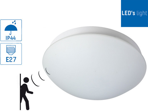 Licht En Bewegingssensor : Leds light deckenleuchte mit sensor internets best online offer