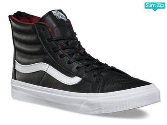 Vans Sk8 Hi Sneakers   Slim Zip of Reissue Internet's Best