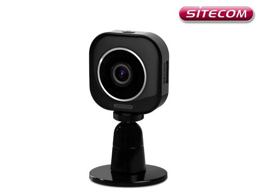 Sitecom WLC-1000 Home Cam   HD   Wi-Fi   Infrared - Internet's Best
