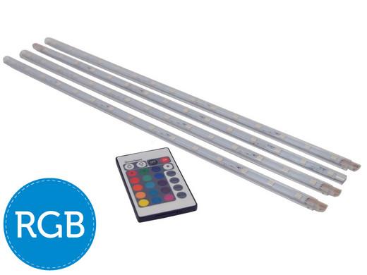 4x Prolight Rgb Led Streifen Ip20 40 Cm Internets Best Online
