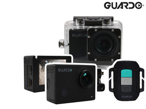 Guardo Ultra HD 4K Wifi Action Cam