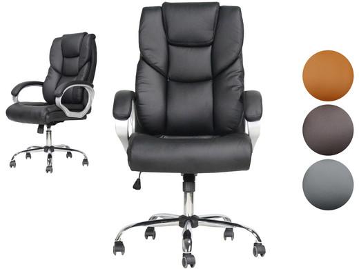 Luxe Leren Bureaustoel.Big Don Luxe Bureaustoel Internet S Best Online Offer Daily