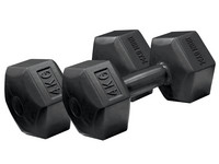 2x Iron Gym Hantel Hex | 4 kg