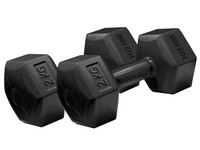 2x Iron Gym Dumbbell Hex | 2 kg