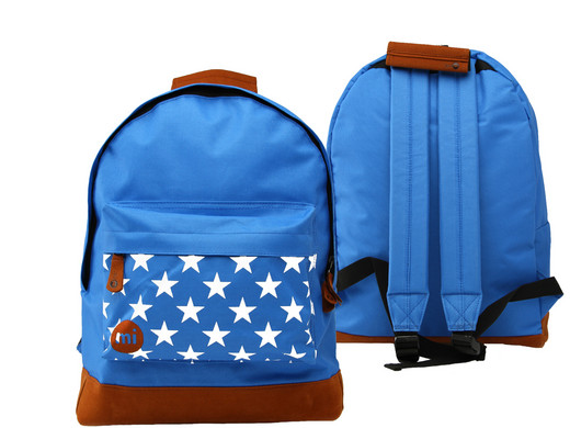 "bcf64b7b451 Mi-Pac rugzak Stars Pocket met 15"" laptop sleeve - Internet's Best ..."