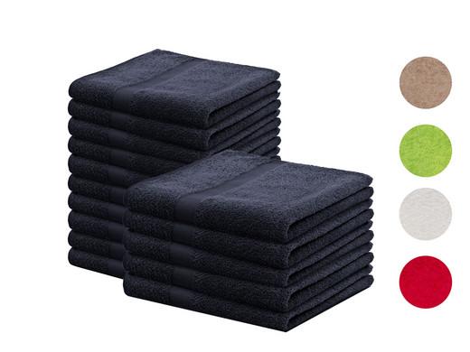 handdoeken sets | 10 x 50*100 of 5 x 70*140 - internet's best online