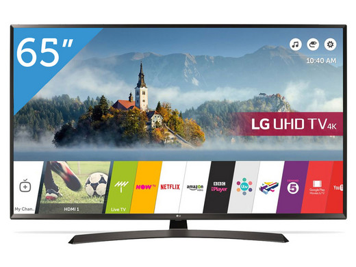"""LG 65"""" 4K UHD LED TV"""