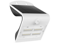 Led's Light Solar Buitenlamp | White