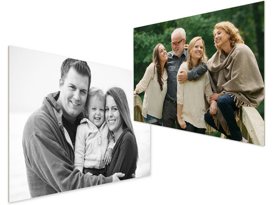 Korting Voucher Foto op Multiplex | 40 x 60 cm