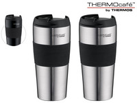 2x Thermocafé Thermobecher (400 ml)
