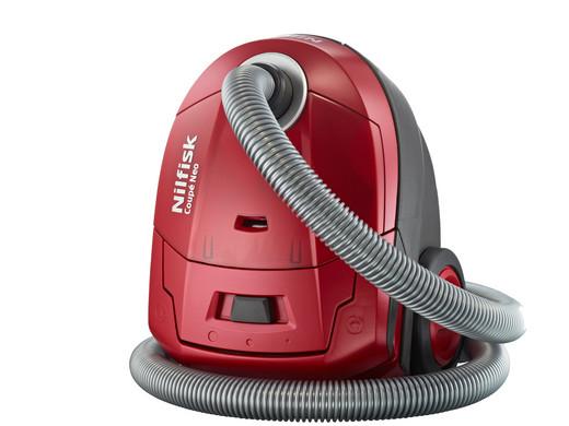 Ultramoderne Nilfisk Coupé Neo Energy Red Vacuum Cleaner - Internet's Best EQ-68