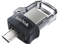 USB-Stick | 256 GB, USB 3.0 + Mikro-USB (OTG)