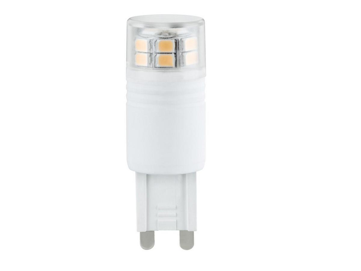 een voorbeeld van een G8 lamp fitting