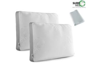 2x sleepmed memory foam kissen f r nur 89 gespart. Black Bedroom Furniture Sets. Home Design Ideas