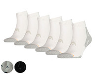 6x HEAD Performance Quartersocken