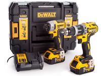 DeWalt Powertool Set + Tstak-kitbox | 18 V